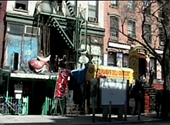 Strassenzug NYC