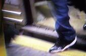Eilig aus der U-Bahn